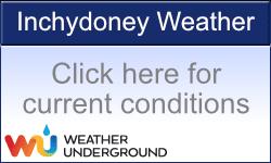 Recent Inchydoney Weather